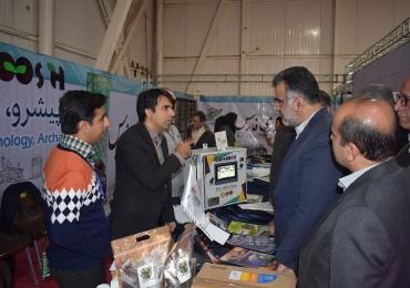 چهاردهمین نمایشگاه تجهیزات گلخانه-نمایشگاه بین المللی شیراز-بهمن 97